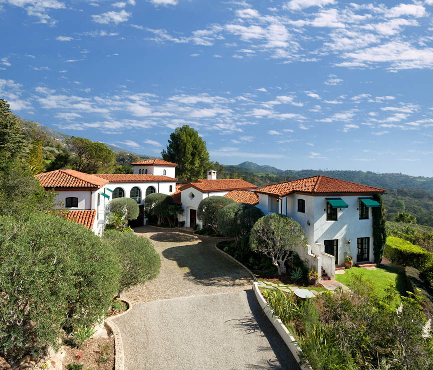 Moroccan Inspired Estate - $12,500,000