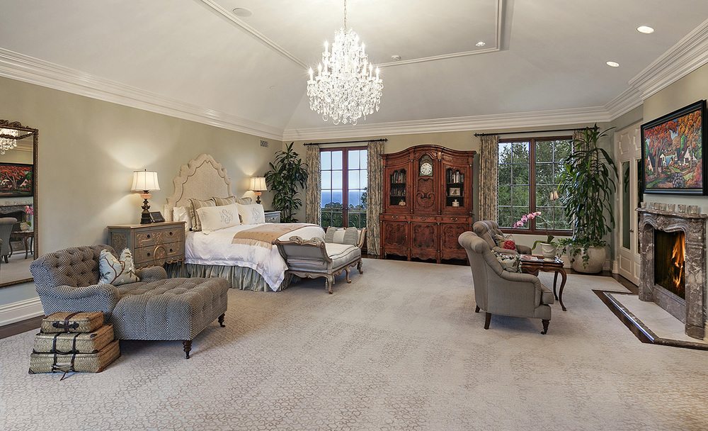 Homes for sale in Montecito Santa Barbara California Luxury Estates for sale in Santa Barbara Montecito Real Estate Celebrity Estates Lutah Riggs Famous Architecture California Mansion Riskin Partners Private estates Rebecca Riskin Village Properties 818 Hot Springs Road