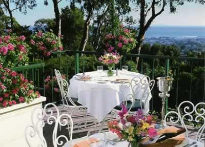 Santa Barbara's El Encanto Hotel
