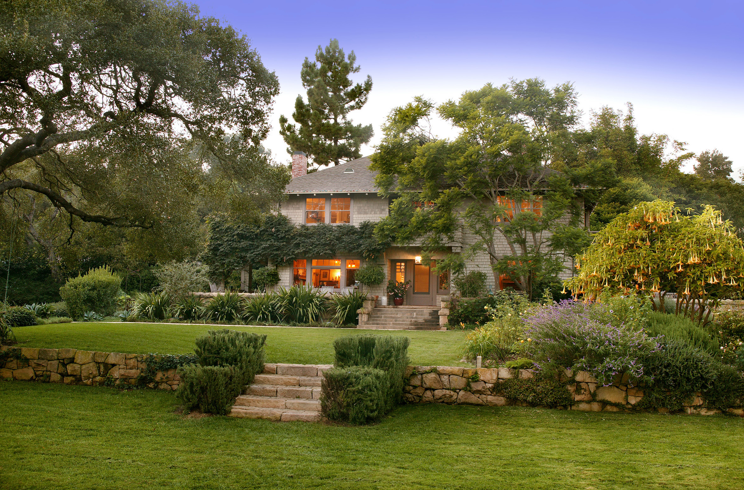 Montecito historic home