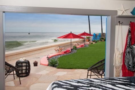 Edgecliff Montecito Deck