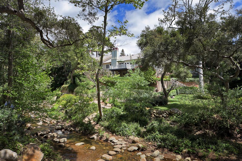 montecito creek home
