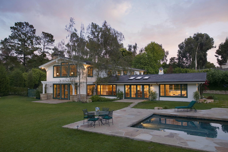 beautiful montecito home