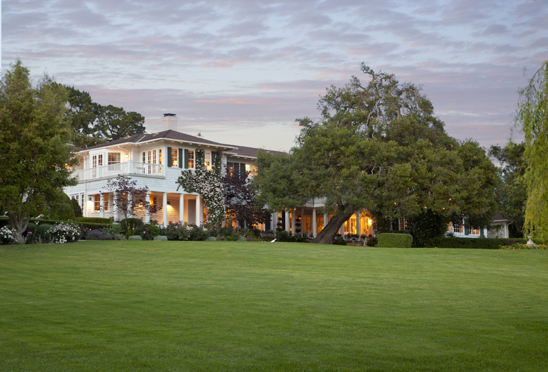 A Montecito estate listed by Riskin Associates