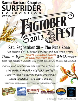 Figueroa Mountain Brewing Company Figtober Fest