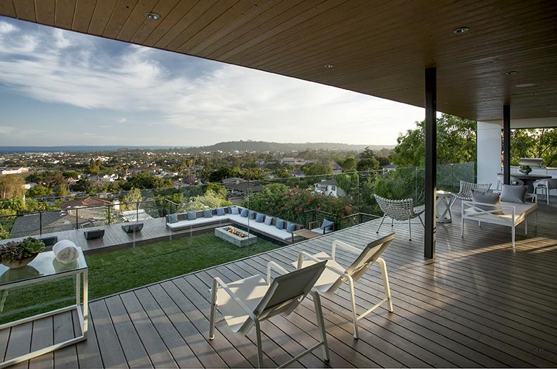 Santa Barbara Riviera home