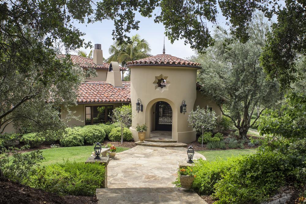 Spanish Revival Home - $5,195,000