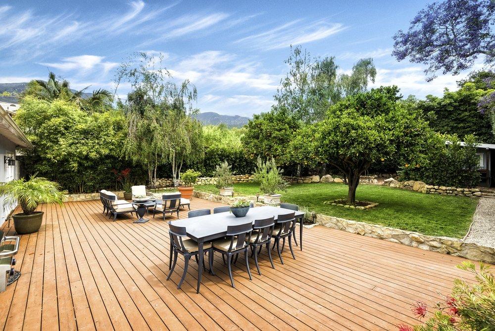 Modern Montecito Retreat - $1,495,000