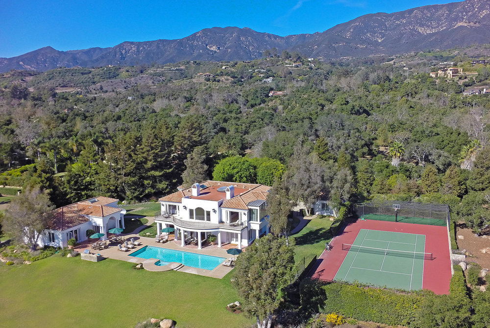 Elegant Ocean View Estate - $4,825,000