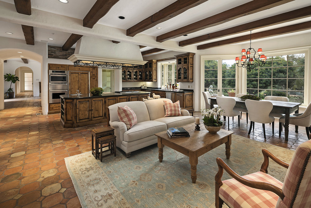 Via Roblada Riskin Partners House for Sale Hope Ranch Estate