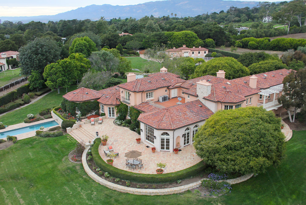 Via roblada Riskin Partners House for Sale Santa Barbara CA