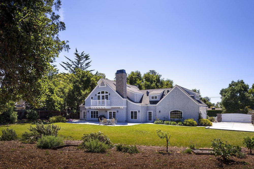 1520 San Leandro Montecito House for Sale