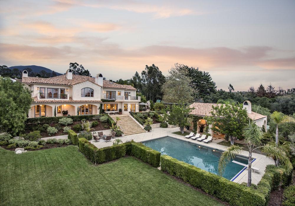 Exceptional Ennisbrook Estate - $6,495,000
