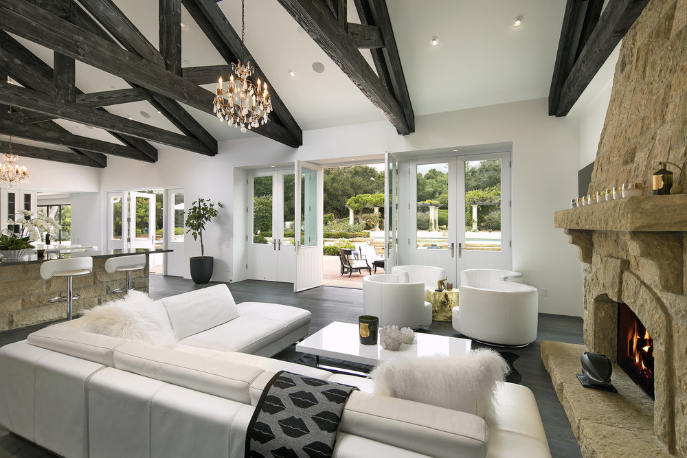 645 El Bosque Road Montecito House for Sale 93108 MUS School