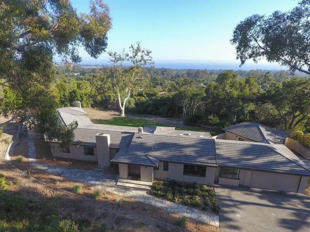 Park Lane West Estate for Sale Montecito 93108 MUS School
