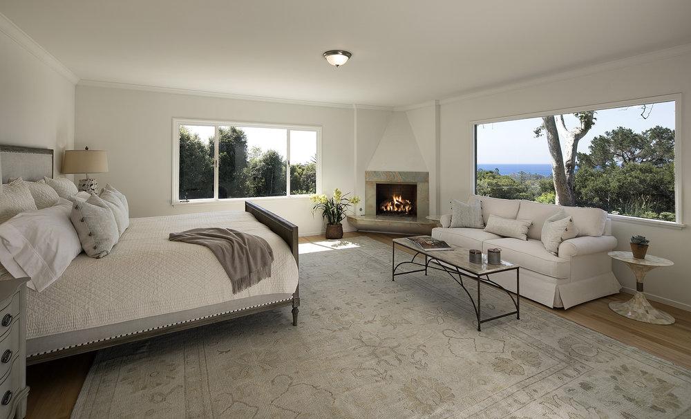 Park Lane West Montecito House for Sale ocean view