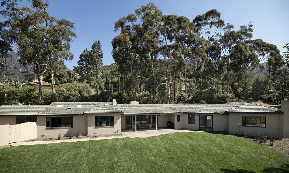 Park Lane West Montecito House for Sale Ocean View house