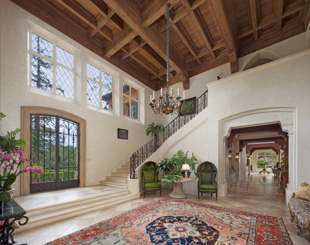Luxury Estate  for sale in Monetcito Santa Barbara California Homes for sale Family Estate pool private historic pocket listing celebrity estates 888 Cold Springs Road Riskin Partners Rebecca Riskin Village Properties