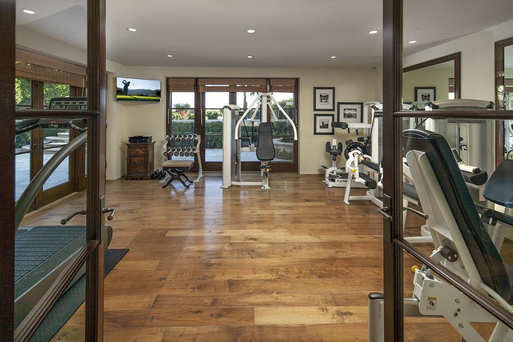 1590 E. Mountain Drive Gym