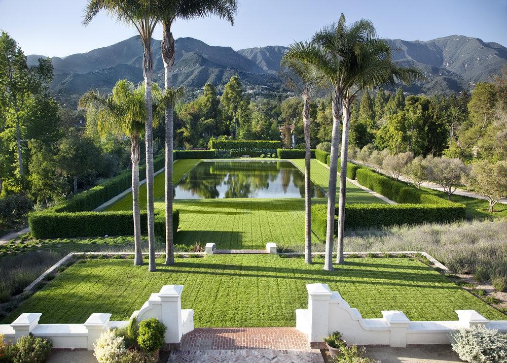 Constantia Estate 1599 East Valley Road Montecito