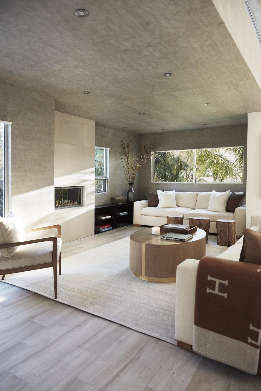 Home for sale in Montecito Santa Barbara California contemporary homes modern homes ikea home inspiration 36 Canon View Riskin Partners