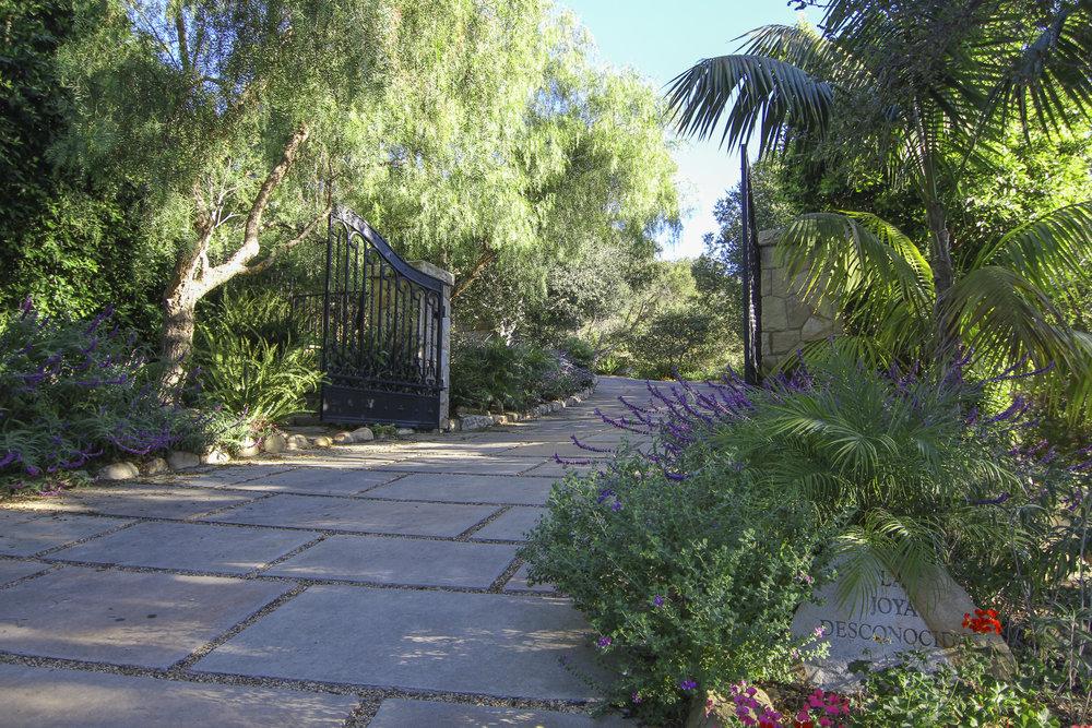 true romance in montecito estate 799 lilac drive montecito ca 93108 for sale