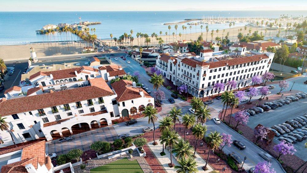 Hotel Californian Santa Barbara Riskin Partners