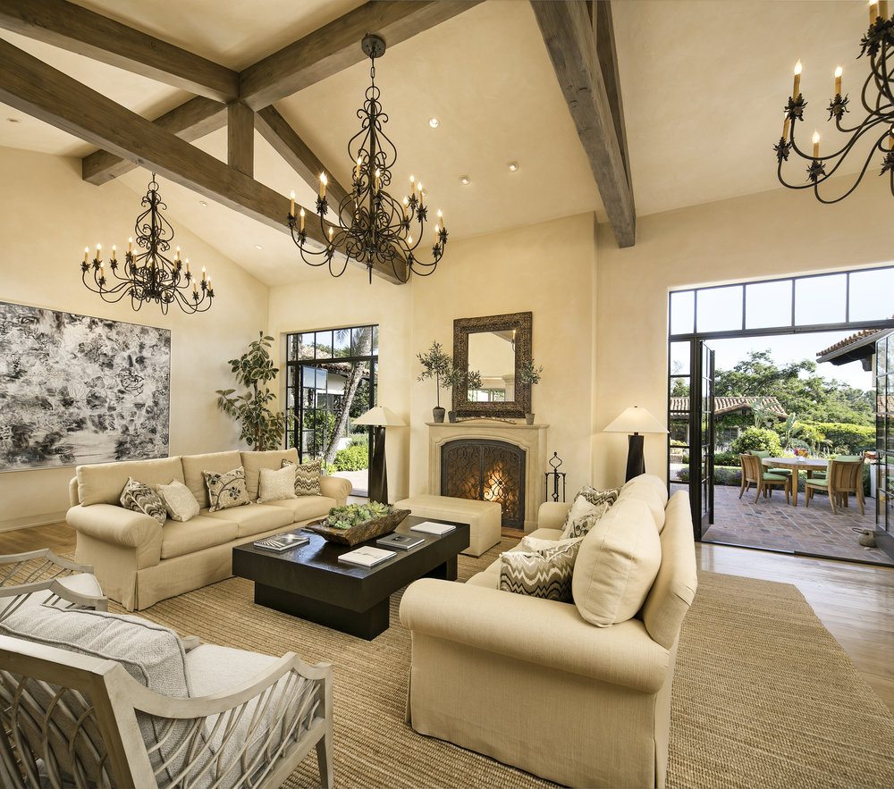 770 Riven Rock Road Montecito CA 93108 Estates for Sale Luxury Real Estate for Sale $10 Million Rebecca Riskin Riskin Partners