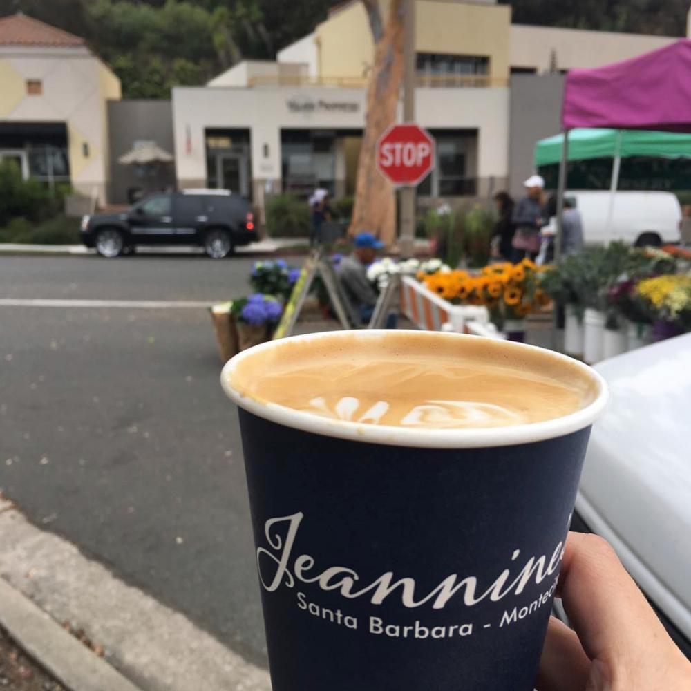 95 Coffee & Cookie Runs to Jeannine's -