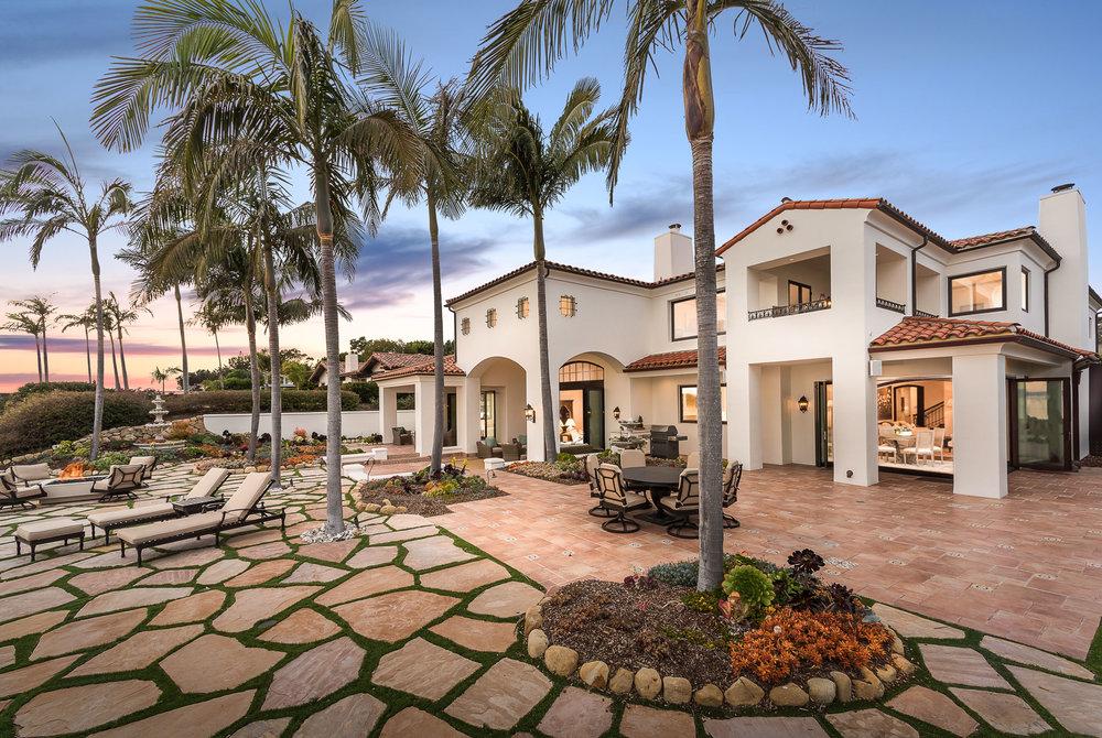 3219 Cliff Drive Santa Barbara California Ocean Front Real Estate Riskin Partners