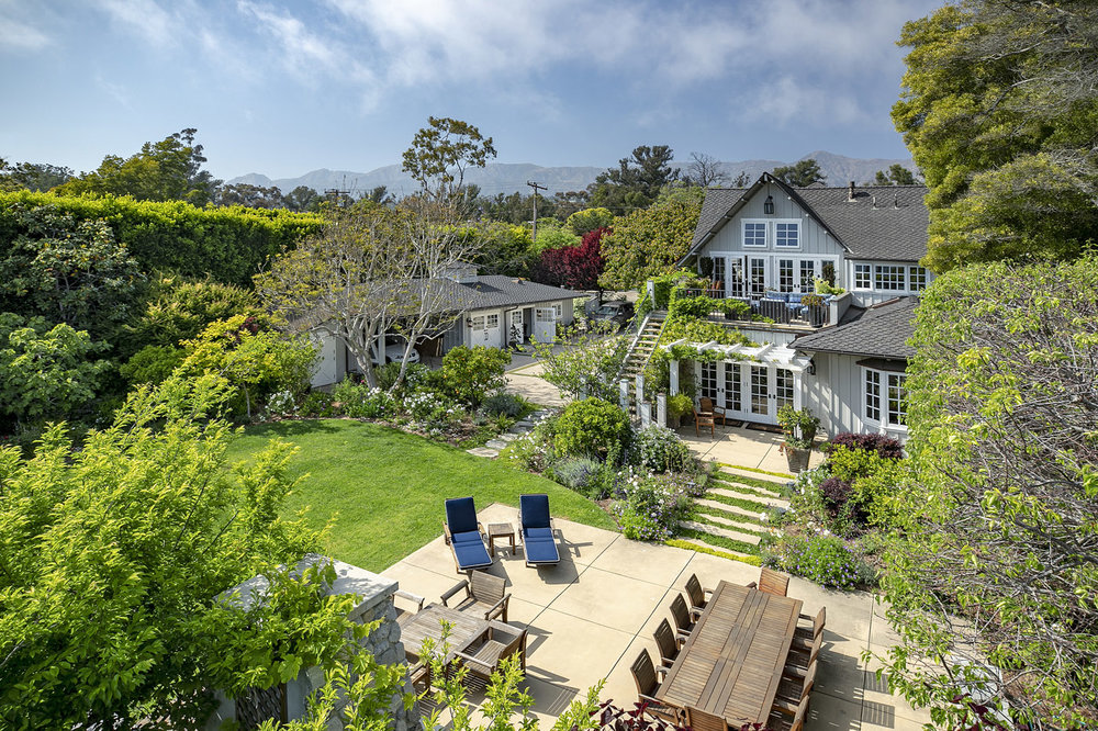 1155 Hill Road Montecito Santa Barbara House for Sale Beach House