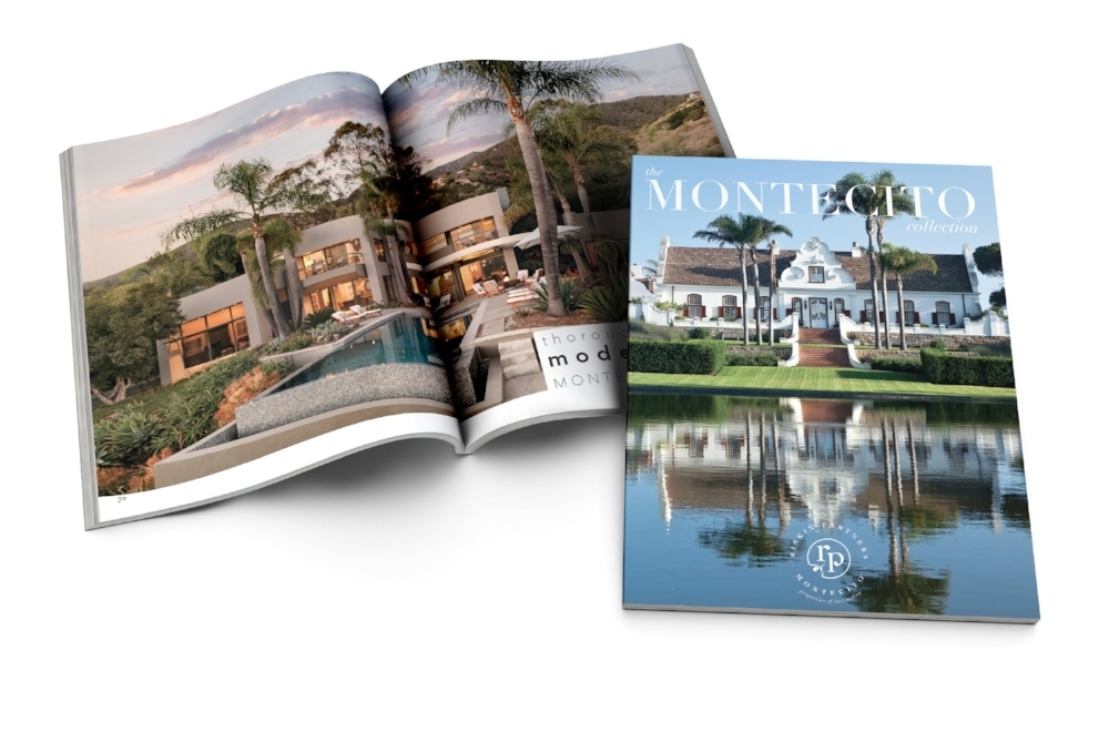 The Montecito Collection Magazine in Montecito santa barbara california top real estate agent montecito top agent santa barbara real estate agent montecito best agent montecito riskin partners montecito california top real estate team in southern california