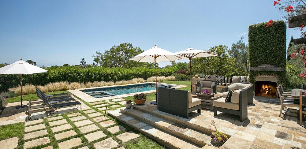 667 Juan Crespi Lane Montecito #1 Real Estate Team Santa Barbara