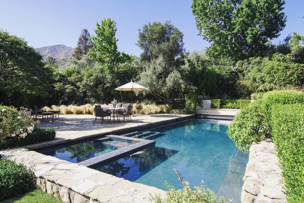 808 San Ysidro Lane Montecito Historic Homes Mountain View Estates Riskin Partners #1 Team in Real Estate Santa Barbara