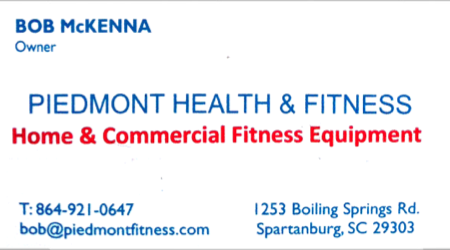 Piedmont Health and Fitness is your total-solution provider for commercial-grade fitness equipment in the Carolinas. ( Website )