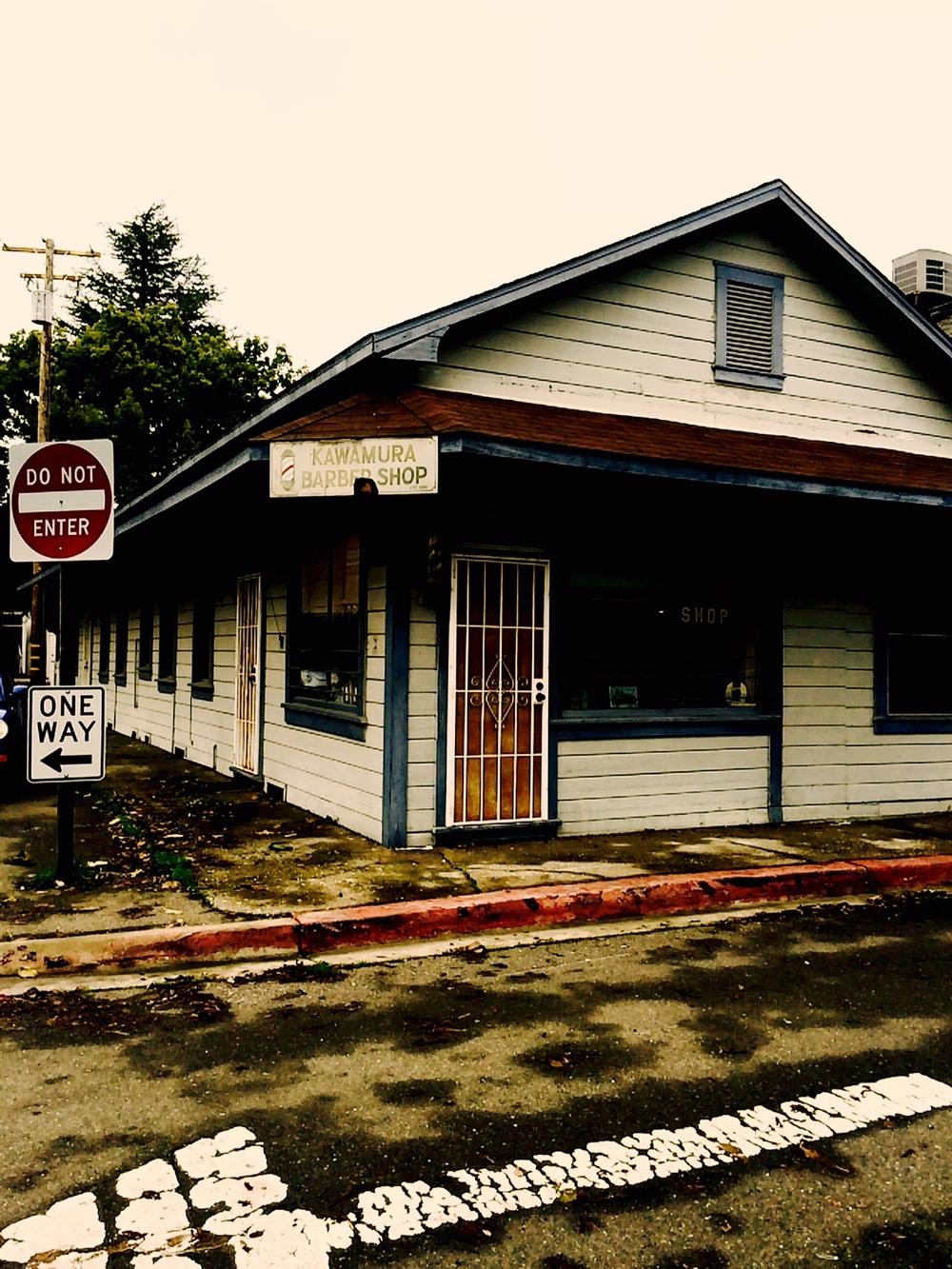 Kawamura Barber Shop