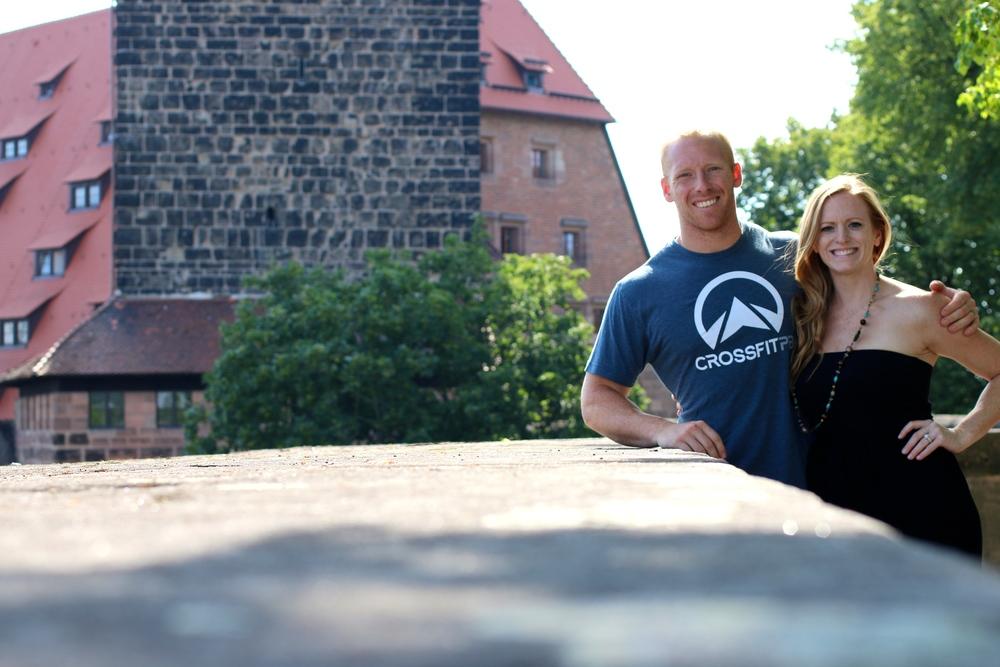 Exploring Nuremberg Castle!