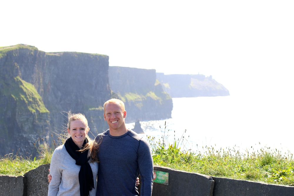 Cliffs of Moher - My favorite place in all of Ireland!
