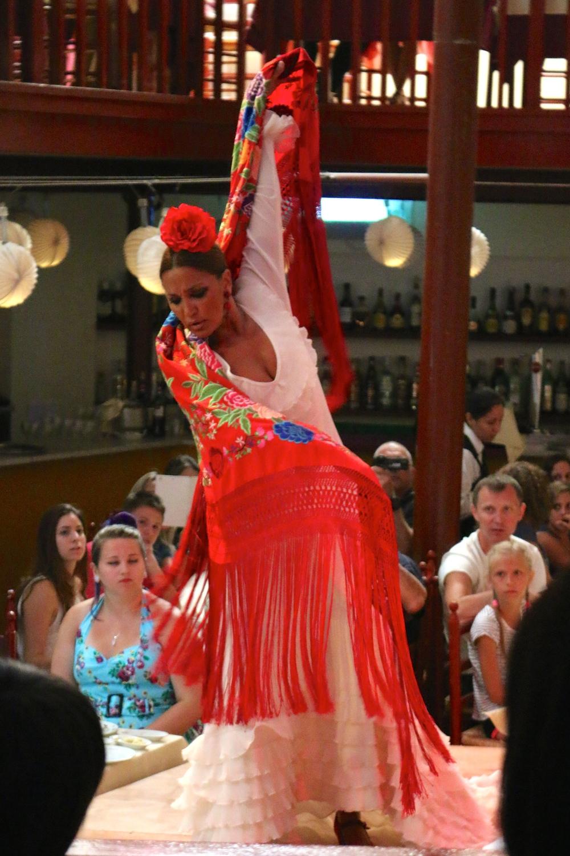 Flamenco @ El Tablao De Carmen - Barcelona