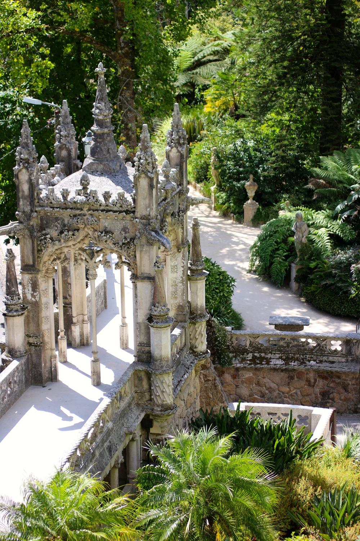 Entryway to Quinta de Regailera.