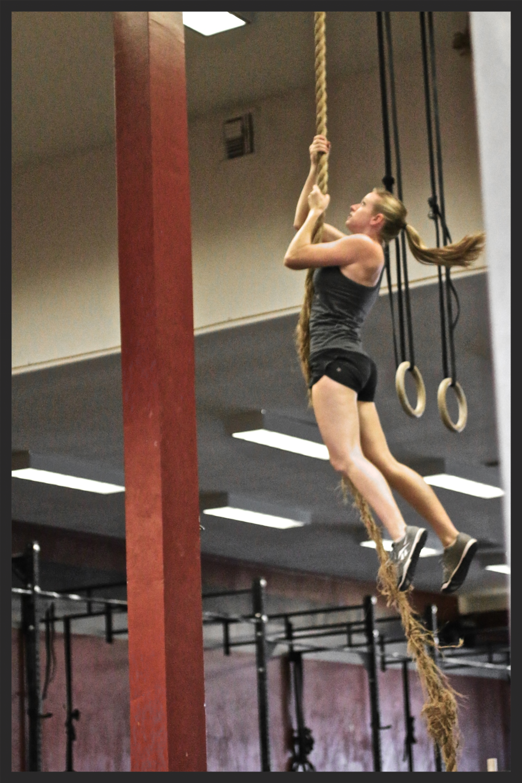 Jenna Lodin CrossFit
