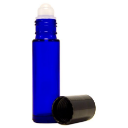 Top 5 Essentials for Essential Oils - Essential Oil Roll on Bottles | www.barbellsandbaking.com