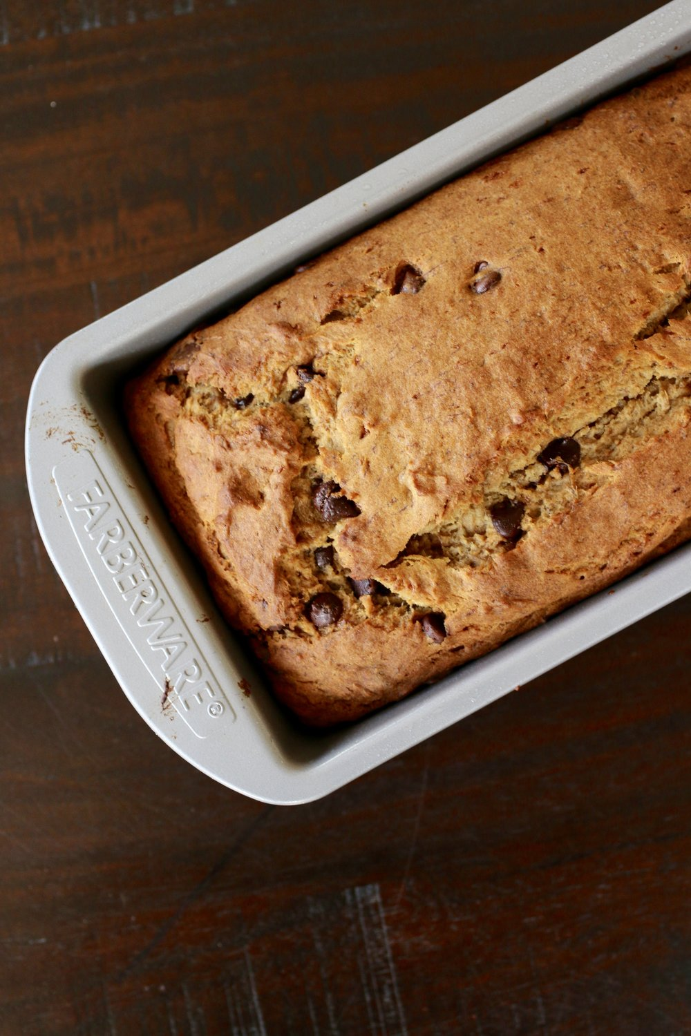 The Most Delicious Gluten Free Banana Bread! | www.barbellsandbaking.com