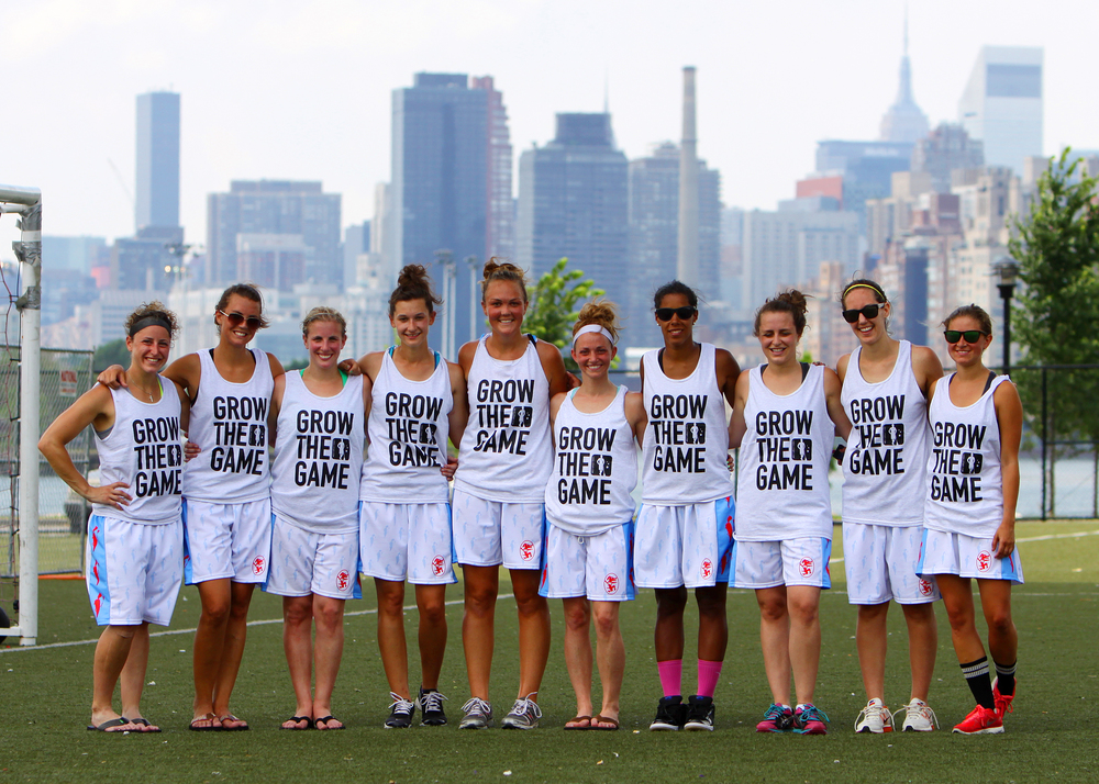 Members of the Women's Elite Club from the New York Metro area.