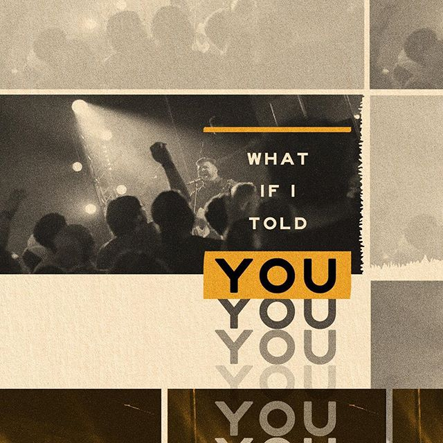 It's almost that time... _____________________ #WhatIfIToldYou _____________________ 4•16•19