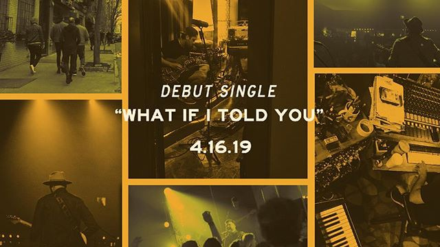 """10 Days Away From Our Debut Single, """"What If I Told You"""". Are You Guys As Stoked As We Are?  ___________  4•16•19 ___________ #whatifitoldyou #thewildfever"""