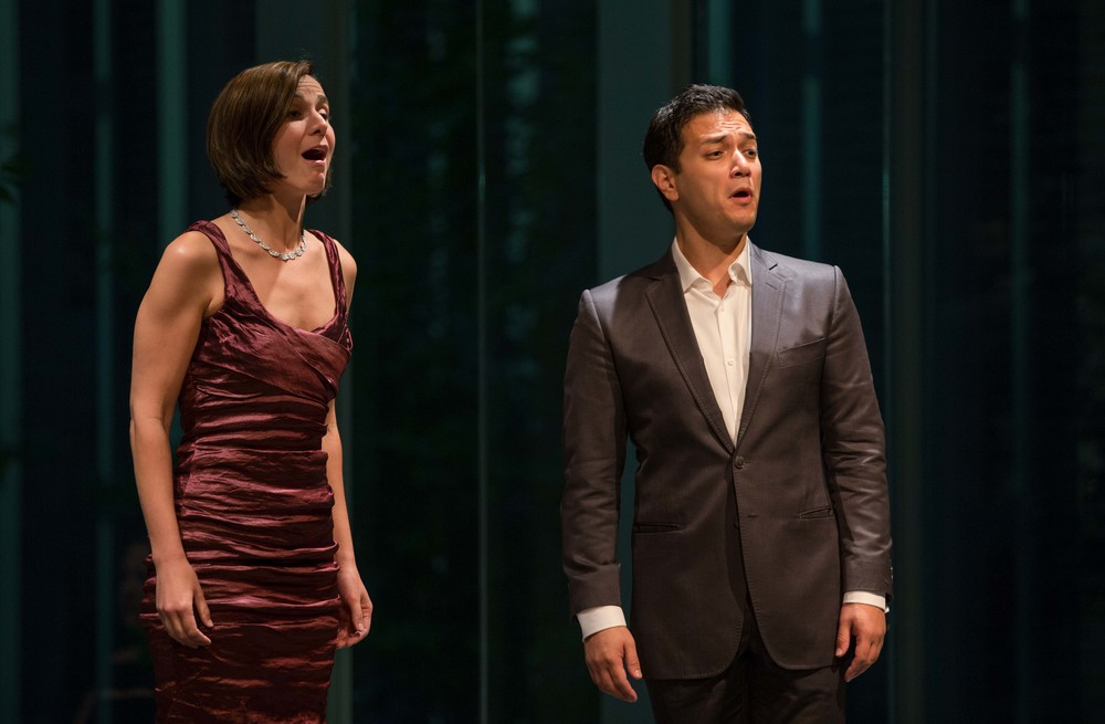 Collaborative Works Festival with Kelley O'Connor, mezzo-soprano (Photo credit: Elliot Mandell)