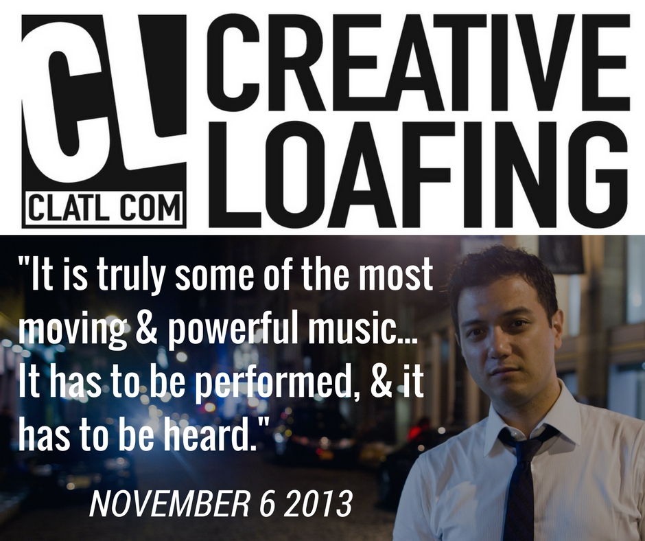Creative Loafing 2013