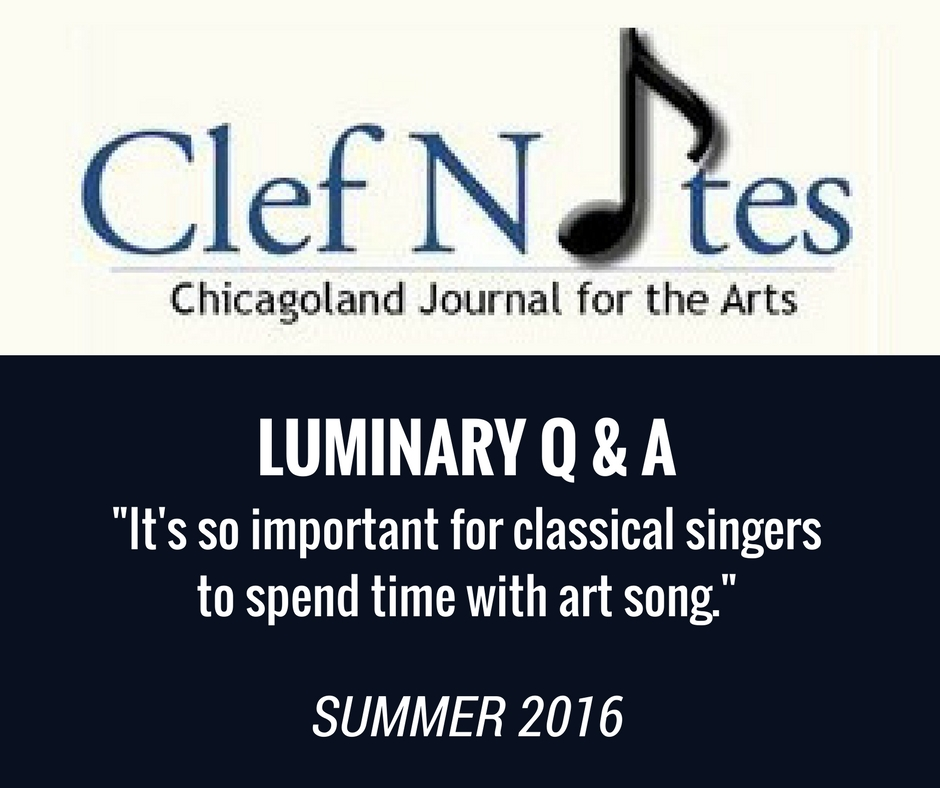 Clef notes summer 2016