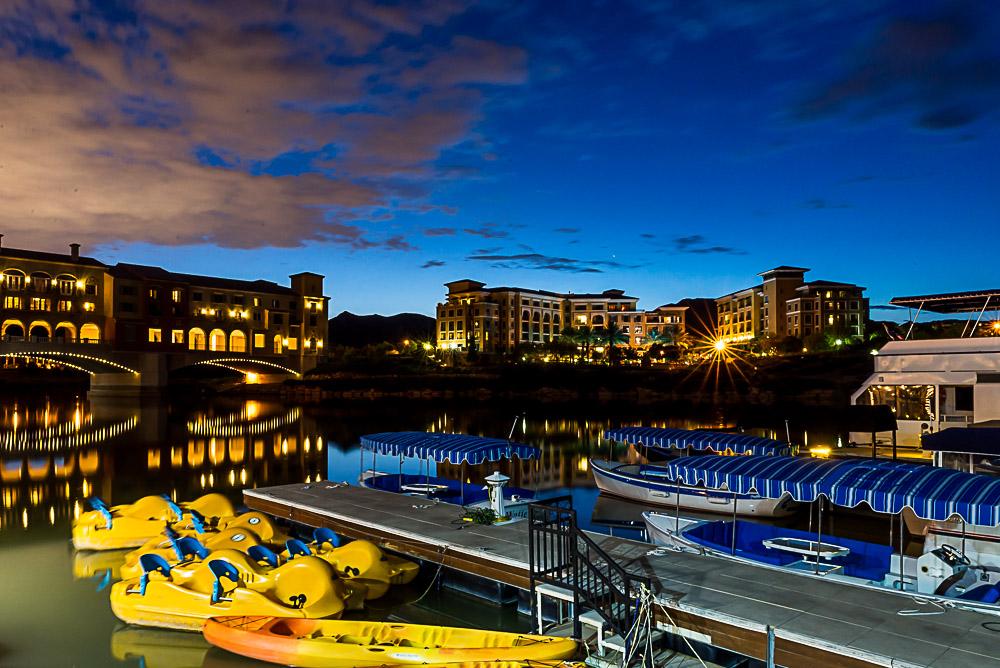 Lake Las Vegas Marina